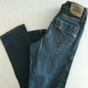 Vintage Levi's Skinny Jeans 26 x 30 Red Tab